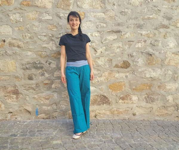 Pantalon Kali-Yog Yogi, Duck, www.LaTribu.shop (2)