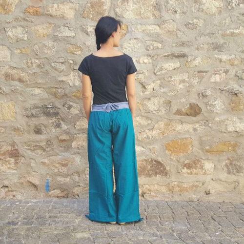 Pantalon Kali-Yog Yogi, Duck, www.LaTribu.shop (4)