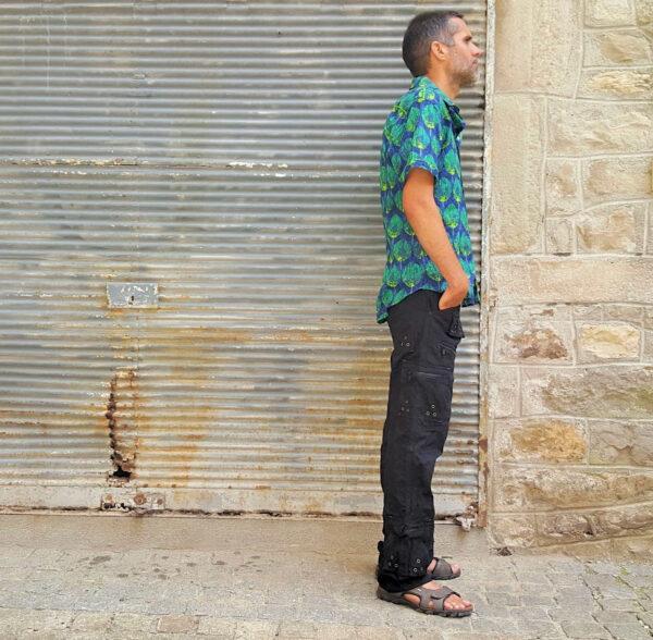 Chemise homme colorée Kali-Yog (2)