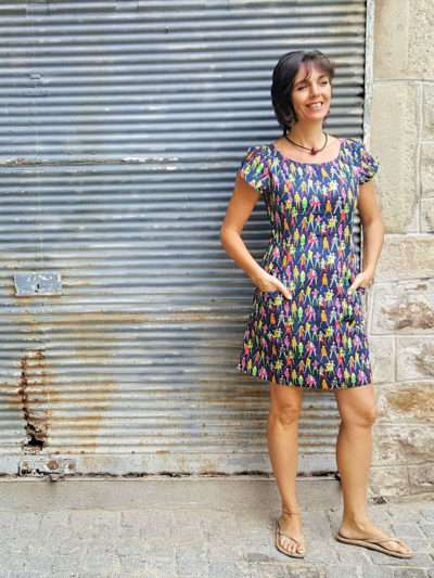 Robe Bla-Bla Zephyr, Fam, www.LaTribu.shop (2)
