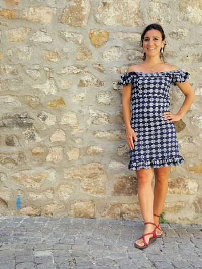 Robe Sinoé Wally, www.LaTribu.shop (1)