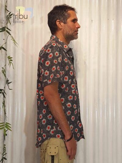 Chemise homme psychedelique Kali-Yog (2)