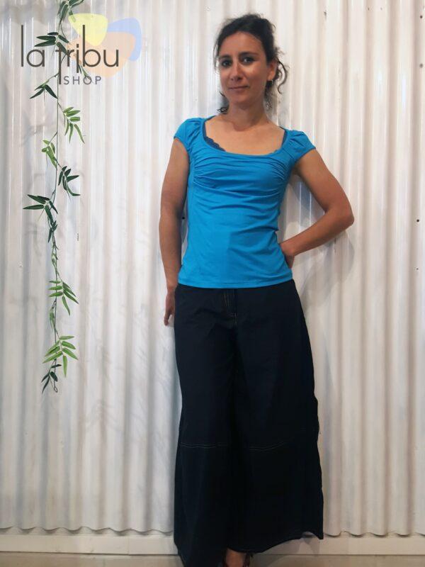 Pantalon Kali-Yog Gem, Black, www.LaTribu.shop (1)