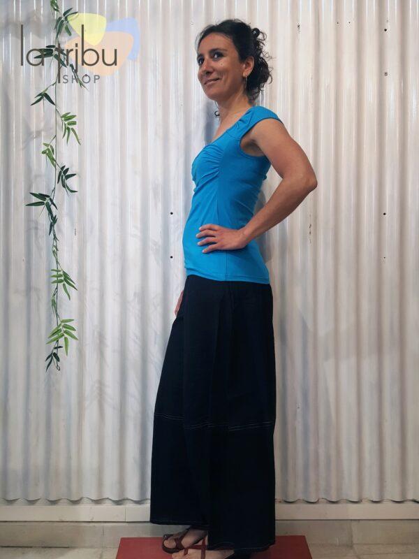 Pantalon Kali-Yog Gem, Black, www.LaTribu.shop (2)