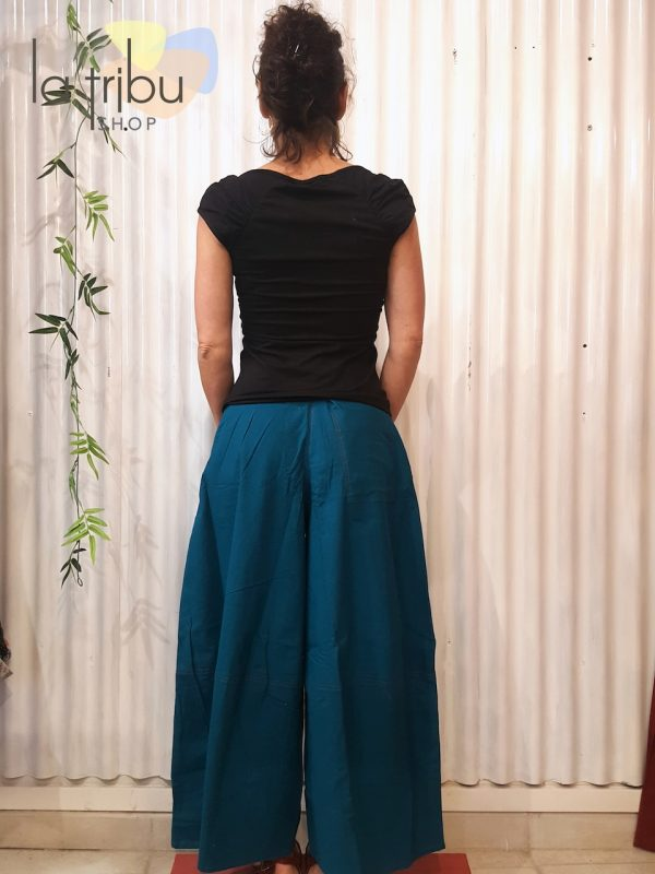Pantalon Kali-Yog Gem, Duck blue, www.LaTribu.shop (3)