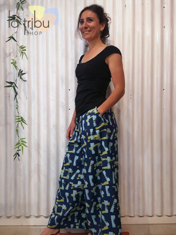 Pantalon Kali-Yog Gem, Paint brush, www.LaTribu.shop (2)