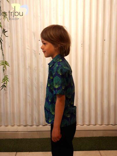 Chemise Kali-Yog pour garçons chic (6)