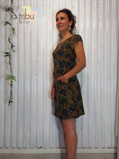 Robe BlaBla florale élégante (2)