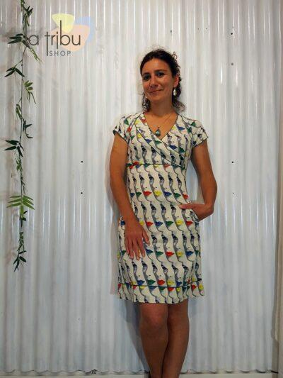 Robe Bla-Bla Dimey, Visage, www.LaTribu.shop (1)