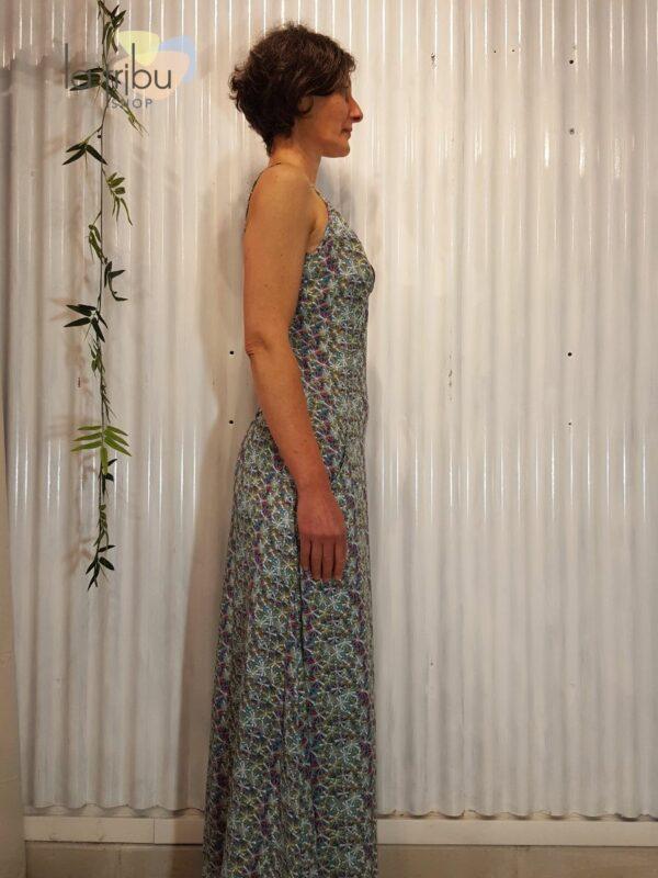 Robe longue psychedelique KaliYog (2)
