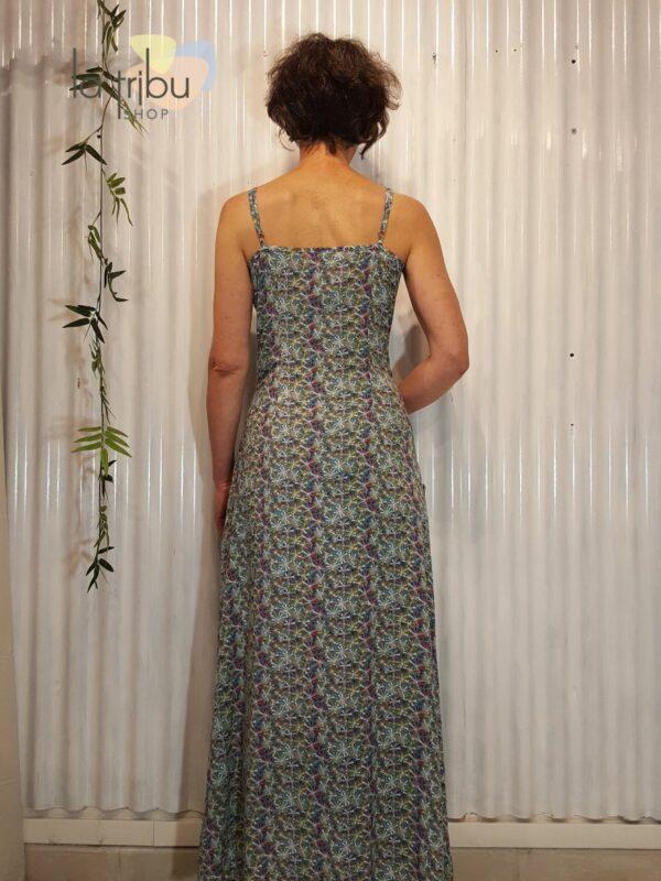 Robe longue psychedelique KaliYog (3)