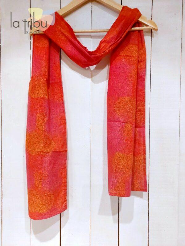 Foulard coloré joyeux Kali Yog (1)