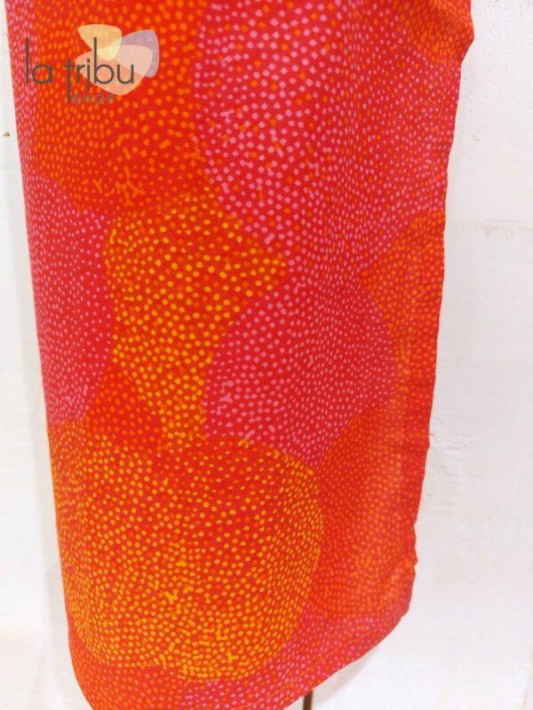 Foulard coloré joyeux Kali Yog (2)