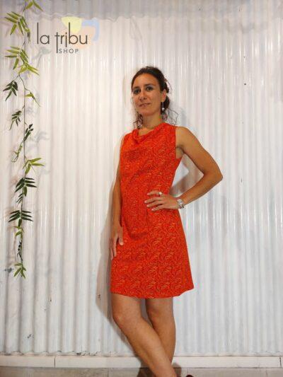 Robe Sinoé Zellie, www.LaTribu.shop (2)
